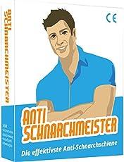 Der Anti-Schnarchmeister - Schnarchschiene - Schnarchstopper - Die effektivste Lösung gegen Schnarchen
