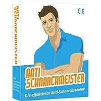 Preisvergleich für Der Anti-Schnarchmeister - Schnarchschiene - Schnarchstopper - Die effektivste Lösung gegen Schnarchen