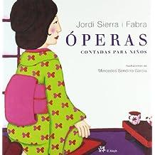 Óperas contadas para niños (INFANTIL ALEPH)