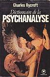 Dictionnaire de la psychanalyse (Collection Marabout université)