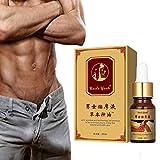 Aesy Pénis Massage Huile Essentielle Plus Gros Plus Long Retard Sexe Des Produits Corps de l'homme Massage Lotion Fluide (A1)...