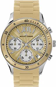 Jacques Lemans Sports Damen-Armbanduhr Rome Sports 1-1587M