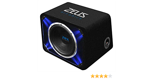 Hifonics Zeus Zrx12 Elektronik