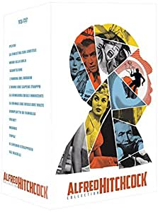 Hitchcock - Complete Collection (15 DVD)