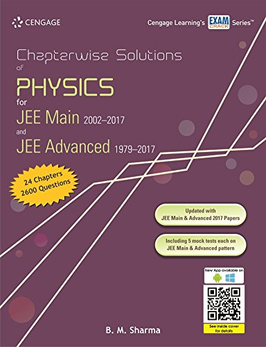 Chapterwise Solutions of Physics for JEE Main 2002-2017 and JEE Advanced 1979-2017