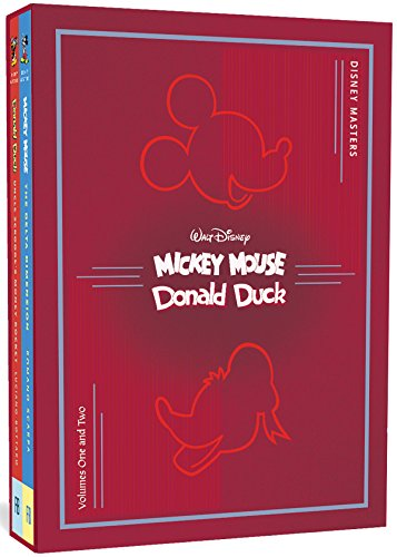Disney Masters Collector's Box Set #1 (Disney's Masters) por Romano Scarpa