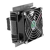 VBESTLIFE 12V PC CPU Thermoelektrische Kühlung Kühl Kühler Lüfter System Kühlkörper Kit