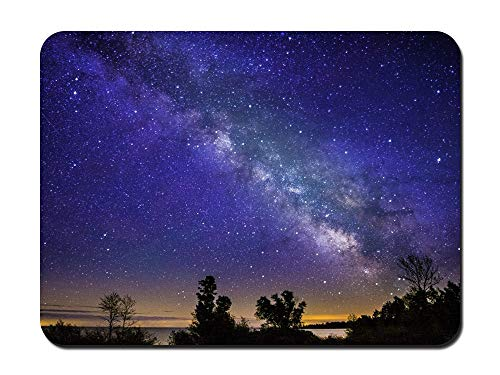 Michigan - Customized Rectangle Non-Slip Rubber Mousepad Gaming Mouse Pad 8.6