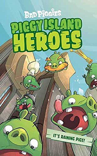 Bad Piggies: Piggy Island Heroes by Rovio (2014-03-25)