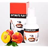 INTIMATE PLAY GEL PARA SEXO ORAL MELOCOTÓN