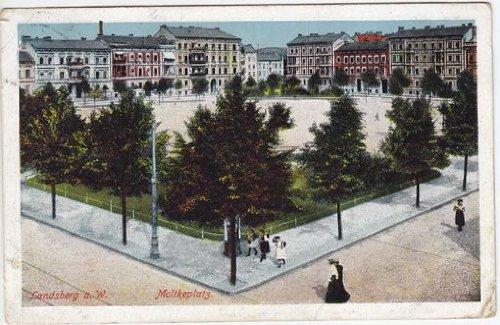 Landsberg a. W. Moltkeplatz. gebraucht kaufen  Wird an jeden Ort in Deutschland