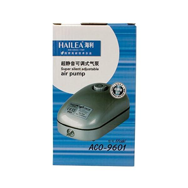Hailea ACO-9601 192lph Adjustable Air Pump