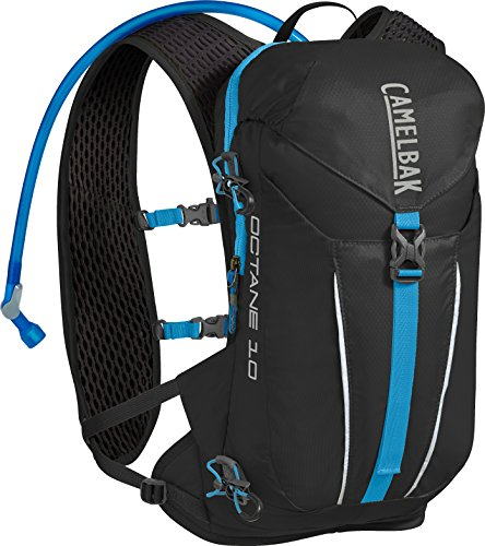 CamelBak Products LLC Unisex- Erwachsene Octane 10 70 oz Black/Atomic Blue, grün, One Size
