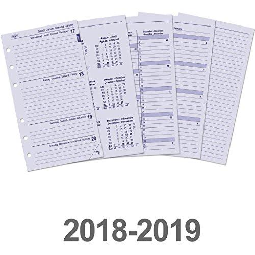 215 KALPA B6 Persönlichen in Deutsch | Französisch | Italienisch | Englisch 2017 + 2018