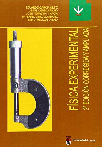 Descargar Libro Física experimental (Libros de Texto) de Eduardo García Ortiz