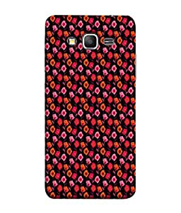 PrintVisa Designer Back Case Cover for Samsung Galaxy Grand Prime :: Samsung Galaxy Grand Prime Duos :: Samsung Galaxy Grand Prime G530F G530Fz G530Y G530H G530Fz/Ds (Abstract Background Color Beauty Bloom Beautiful Blossom)