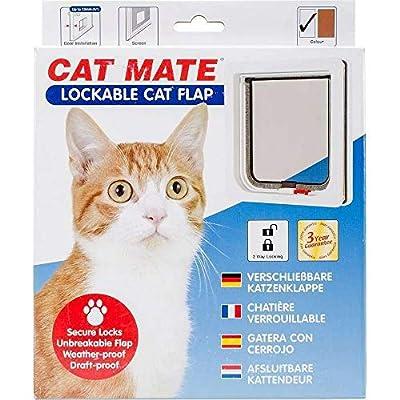Cat Mate Lockable Cat Flap from Cat Mate