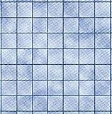 Melody Jane Puppenhaus Miniatur blau Marmor Fliesen Effekt Bodenbelag 1:24 Maßstab Papier