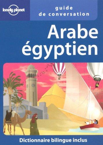 Couverture de GUIDE CONVERS ARABE EGYPT 1ED par COLLECTIF