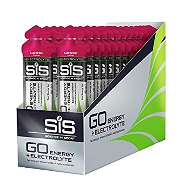 Science in Sport Go Isotonic Energy Gel, 60 ml - Pack of 30