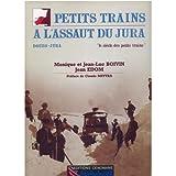 Petits trains à l'assaut du Jura