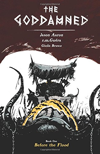 The Goddamned Oversized 'Before the Flood' por Jason Aaron