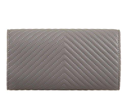 Hautefordiva , Pochette pour femme écarlate moyen gris