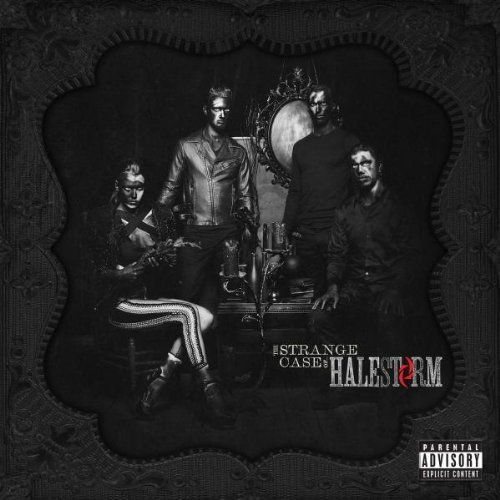 The Strange Case Of... Deluxe Edition Edition by Halestorm (2012) Audio CD