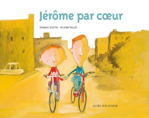 Jérôme par coeur