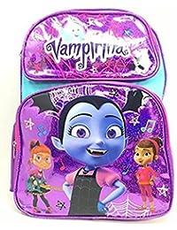 Preisvergleich für Vampirina , Mädchen Kinderrucksack Violett violett Einheitsgröße