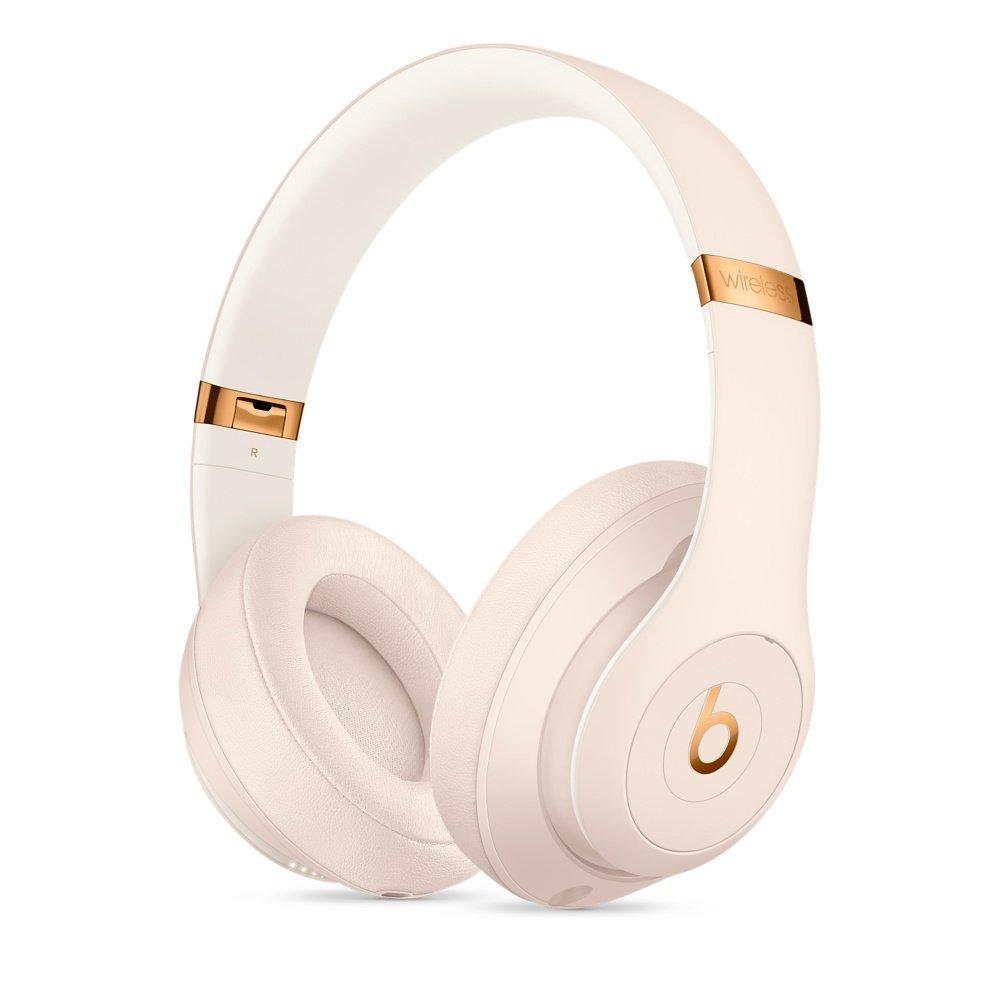 Beats by Dr. Dre MQUG2ZM/A Studio3 Wireless Over‑Ear Kopfhörer porzellan rose