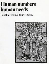 Human Numbers Human Needs (A People Handbook)