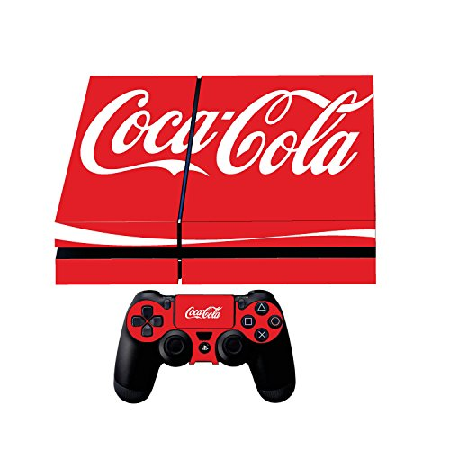 Faceplates, Decals & Stickers Capable Ps4 Slim Sticker Console Decal Playstation 4 Controller Vinyl Ps4 Ski 420 Skin 2 Outstanding Features Video Game Accessories