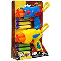 Buzz Bee Toys Air Warriors Tek 3 Toy Twin Pack by Poof Slinky