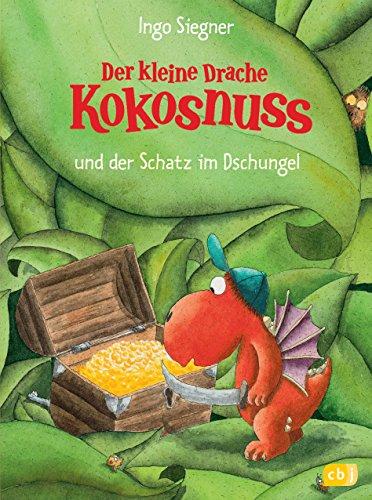 Der kleine Drache Kokosnuss und der Schatz im Dschungel (Die Abenteuer des kleinen Drachen...