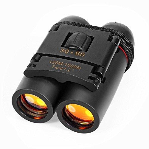 mini Binoculars Stoga Telescopio binocular plegable Prismáticos Binoculars Mini Binoculares Prismaticos Plegables Telescopio Binoculares 30x60
