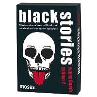 moses-black-stories-Funny-Death-Edition-2-50-rabenschwarze-Rtsel-Das-Krimi-Kartenspiel