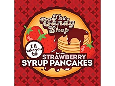 Big Mouth The Candy Shop Strawberry Syrup Pancakes Aroma von Big Mouth