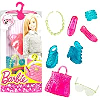 Shoes, Handbags, Jewelry | Barbie | Mattel DHC54 | Accessories Set for Doll