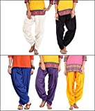 Priyali's Collection Multi Cotton Patial...