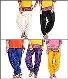 Priyali's Collection Multi Cotton Patial...