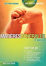 CAP Petite Enfance Matières générales - Tout pour réussir !