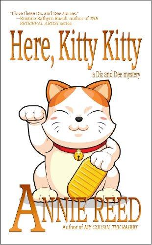 Here, Kitty Kitty (Diz & Dee mysteries) (English Edition)