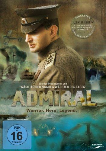 Bild von Admiral - Warrior. Hero. Legend.