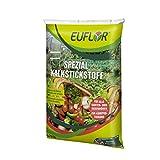 Euflor Spezial Kalkstickstoff 5 kg Sack•Kalkstickstoff (19% N)•Vielseitiger Mehrwirkungsdünger•Verbessert die Bodenfruchtbarkeit, fördert das Bodenleben•zur geruchsarmen Kompostierung