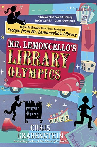 Mr Lemoncello's Library Olympics by Chris Grabenstein (2016-02-05)