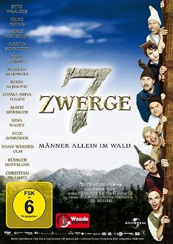 7 Zwerge - Männer allein im Wald (Single Disc)