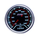 Universal Car 2'/52mm Oil Temperature Gauge