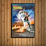 yhnjikl Batman The Animated DC Comic Anime Superhero Movie Poster and Prints Wall Art Canvas Wall Pictures for Living Room Home Decor 40x60cm sans Cadre