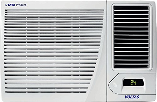 Voltas 1.5 Ton 3 Star Window AC (183CYA, White)